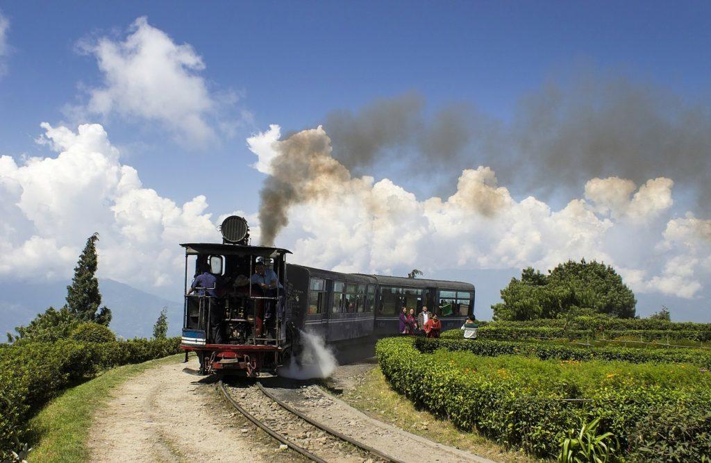 Toy Train Indien
