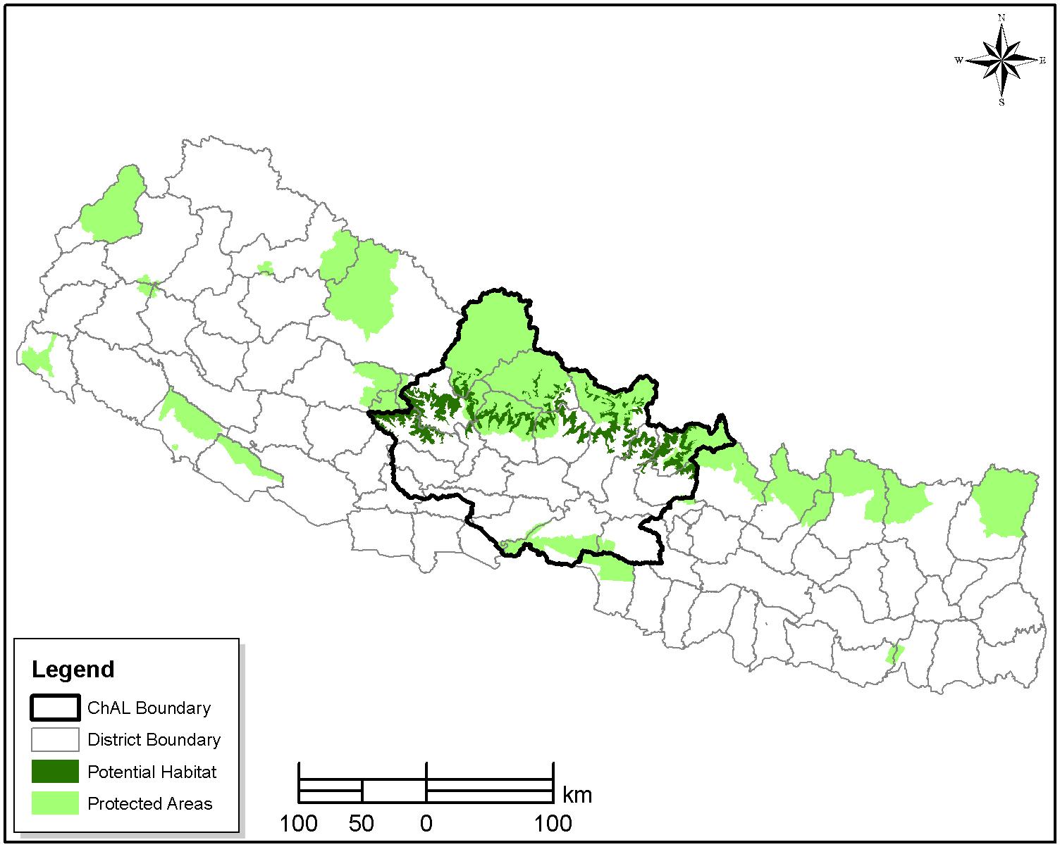 chitwan annpurna nepal