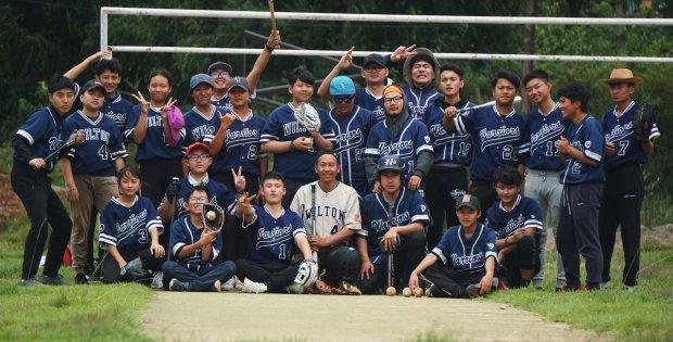 red pandas thimphu baseball club bhutan